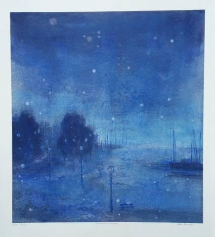 Bilde av Vinterkristaller av Gro Fraas
