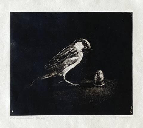 Bilde av Spurv av Ole Rosén