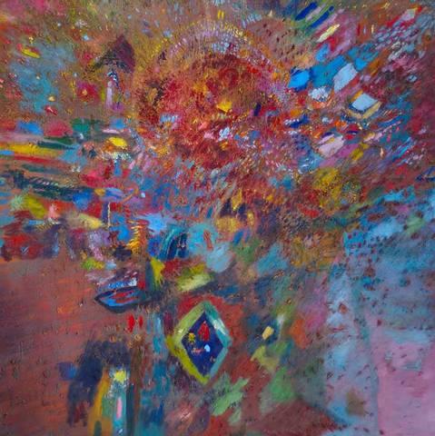 Bilde av Cosmos av Harald Lyche