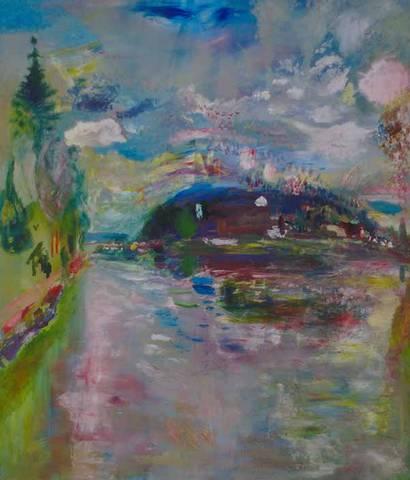 Bilde av The River av Harald Lyche