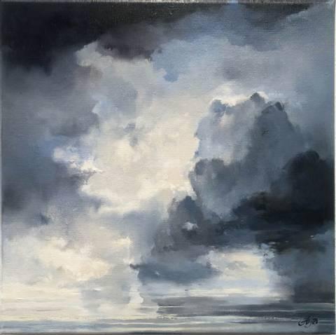 Bilde av Himmelkrefter av Hilde Grønstad Sunde