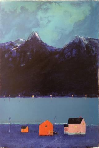 Bilde av Lys i mørketid av Gunn Vottestad