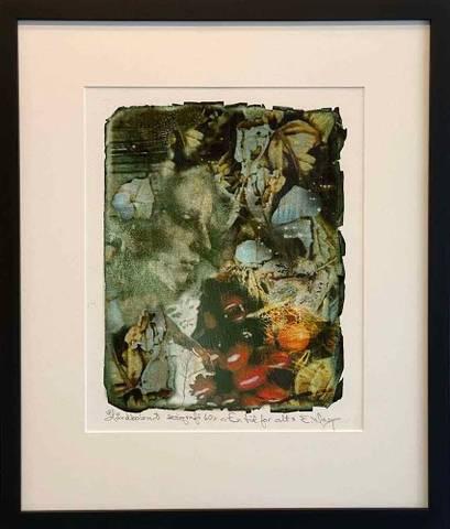 Bilde av En tid for alt (grønn variant) av Elisabeth Werp m/r