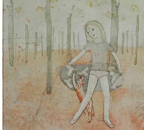 Bilde av Figaro av June Sira (grafikk)