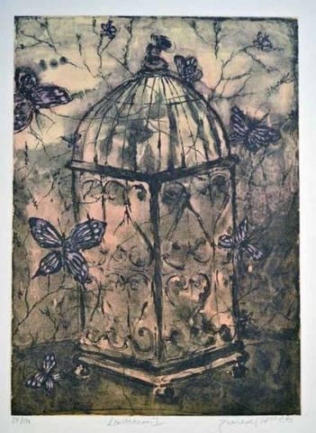 Bilde av Lariternen I av Therese Nortvedt