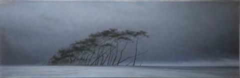 Bilde av Vinterlandskap av Christopher Rådlund
